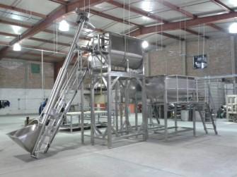 Fabricando una Planta Navatec 2100G