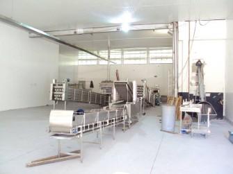 Avanzando en la Instalación de las Lineas de Nixtamal, Nachos y Tortilla de Harina