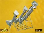 Lavadoras de Nixtamal-Tres tamaños Fte-